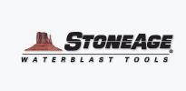 Stoneage Logo - Professionel højtryk