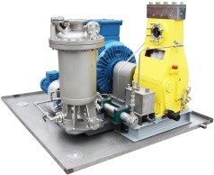 Process pumps are shown in Products