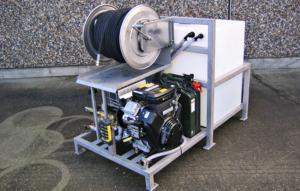 SH150 Højtryksanlæg på stativ nyheder og produkter