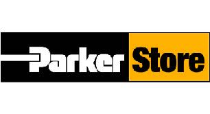 Parker Store Logo - Professionel højtryk
