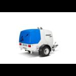 Højtryksrenser monteret på trailer 496 x 400
