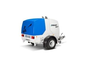 Højtryksrenser monteret på trailer 400 x 266